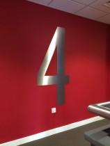 Branding Eastleigh Borough Council HQ