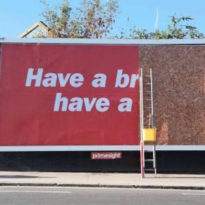 Yep – You've got it – Have a break  – Have a KitKat!