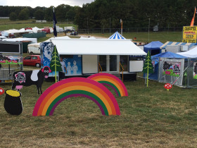 Hampshire Constabulary take a trip to the Isle of Wight Festival