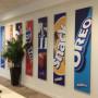 New Brand Graphics for Mondelez HQ