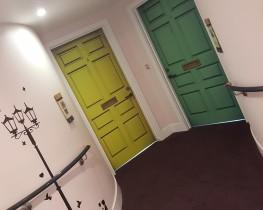 Adding a splash of colour to Hampshire Care Homes
