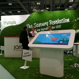 Jardox Exhibition Stand Completed