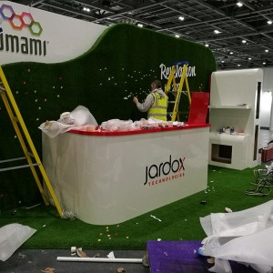 Jardox Exhibition Stand Design Build