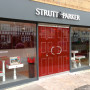 Strutt & Parker Shop Branding