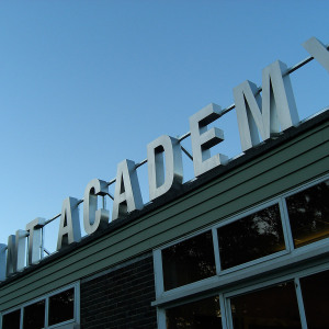 Havant-Academy-3d-Built-up-letters