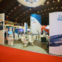 Carlson Wagonlit Travel exhibition  stand build