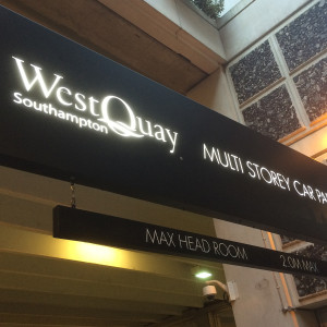 WestQuay & Ikea Visitor Signage
