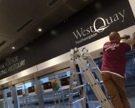 WestQuay and Ikea Build Bridges