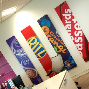 Interior Office Branding