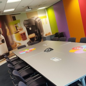 Meeting Room Branding and Wall Covering