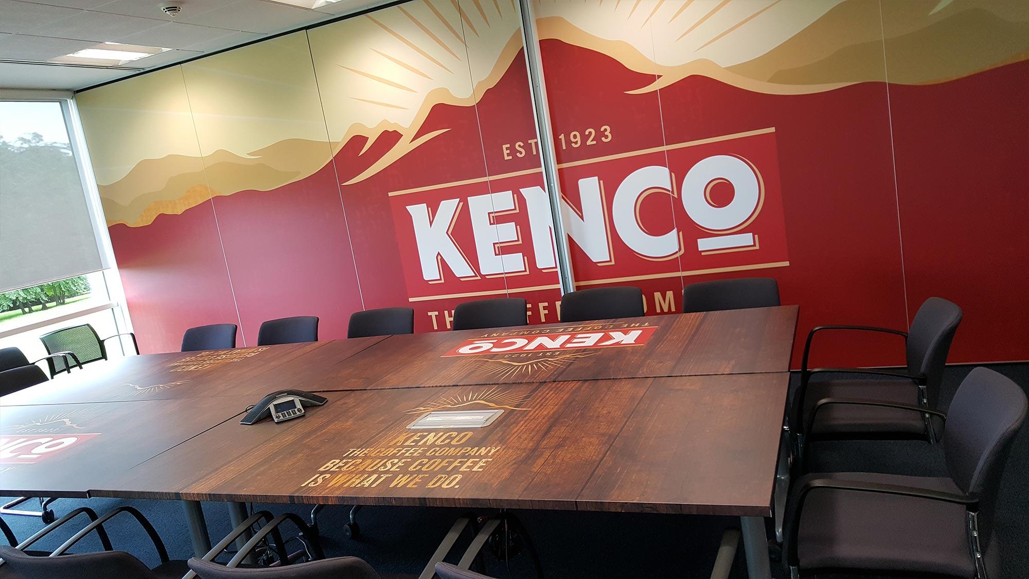 Branding For Meeting Rooms Bigstuff