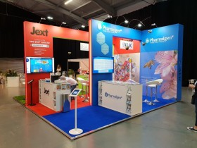 Exhibition Stand that Created a Buzz!
