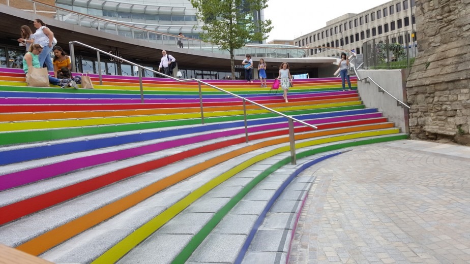 Southampton Pride at WestQuay
